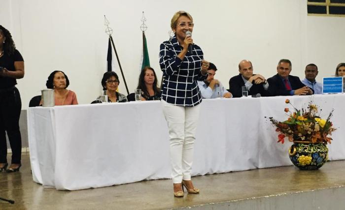 Conselheiros do CDDF prestigiam posse de Vânia Gurgel como Administradora doGuará
