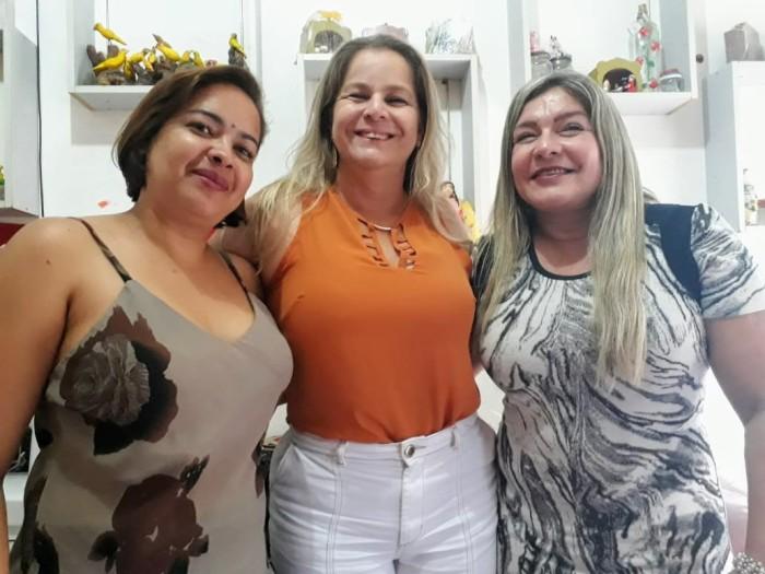 Conselheiras da Região Centro do CDDF se reúne para o Dia Internacional daMulher